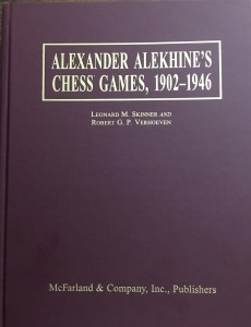 Alekine by Skinner and Verhoeven