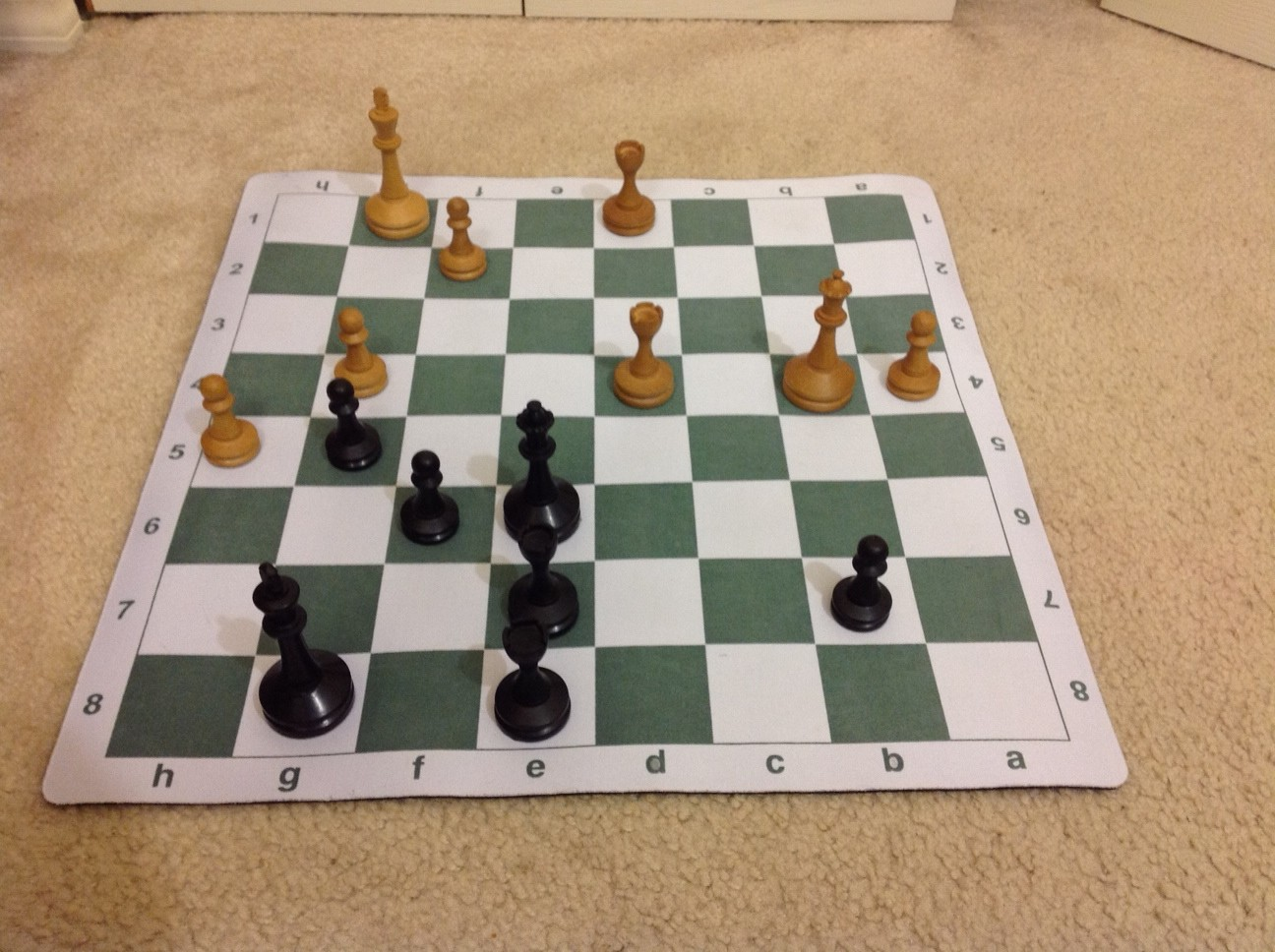 Training position 3 White to move over 700