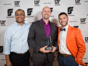 UF Sports Rec Award 2017 Most Improved Club 2016-2017